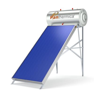 Ηλιακός Θερμοσίφωνας 160 Λίτρα, 3πλής Ενέργειας, 2.5 τμ Επιλεκτικός Συλλέκτης
