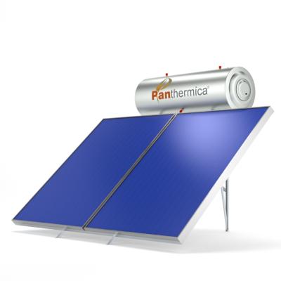 Ηλιακός Θερμοσίφωνας 300 Λίτρα, 2πλής Ενέργειας 4.0 τμ Επιλεκτικός Συλλέκτης