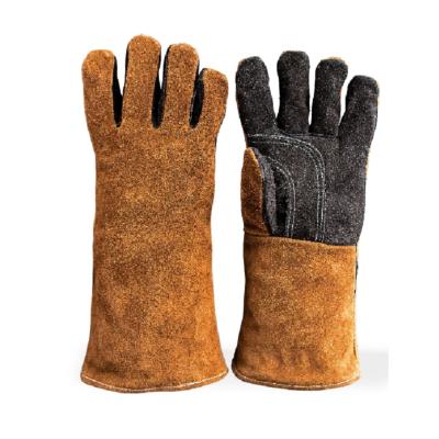 Δερμάτινα Γάντια Πυρίμαχα